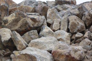 купить бутовый камень, продажа бутового камня